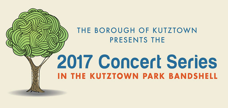 Community Concerts Planned Throughout Summer 2017