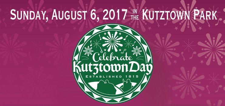 Kutztown Day 2017 Scheduled for August 6