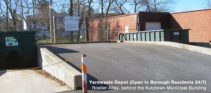 Yardwaste Depot